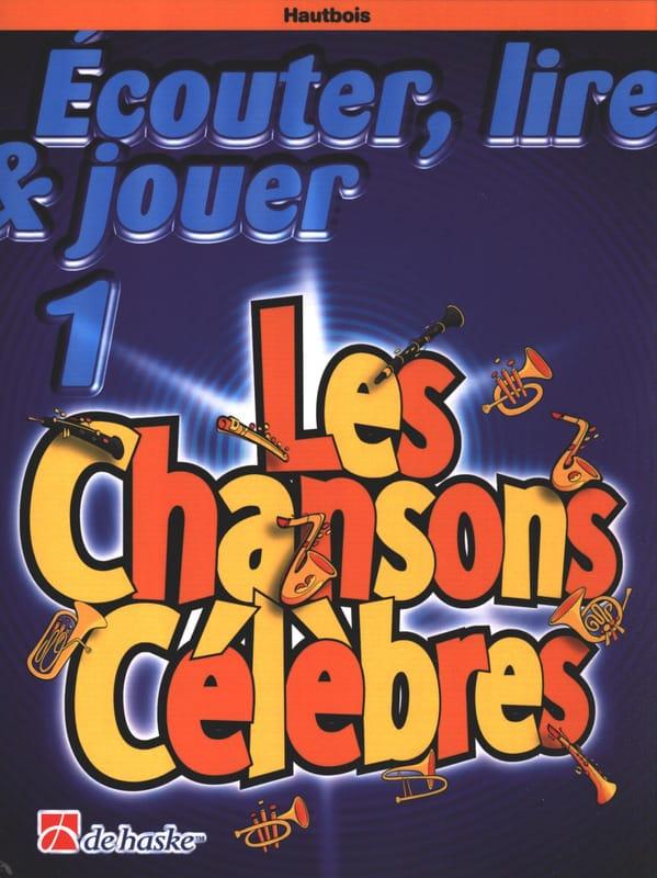 Ecouter Lire et Jouer - Les Chansons Célèbres Volume 1 - Hautbois - laflutedepan.com