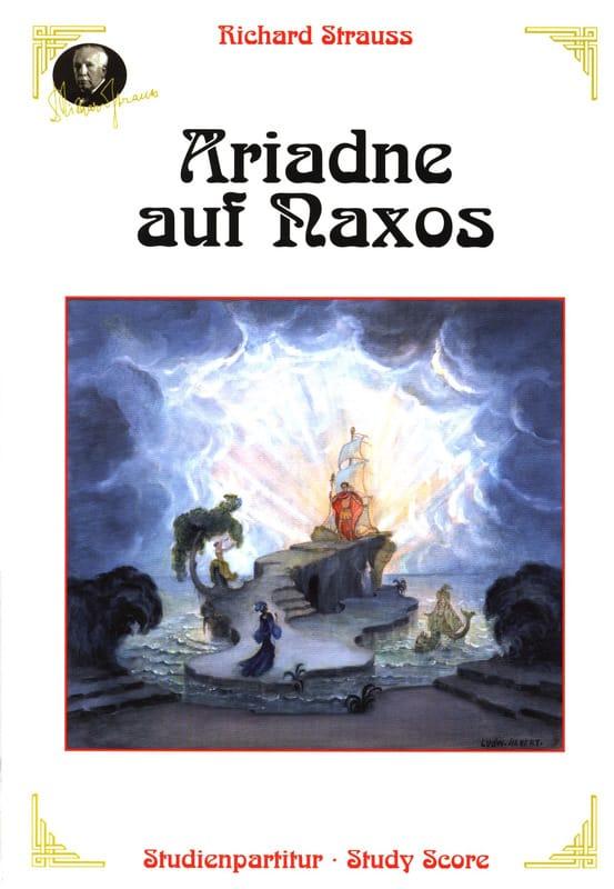 Richard Strauss - Ariadne auf Naxos - Partition - di-arezzo.co.uk