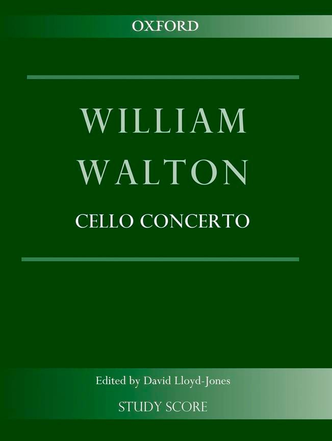 Concerto for violoncello and orch. - Score - laflutedepan.com
