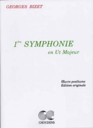 BIZET - Symphony No. 1 in ut maj. - Driver - Partition - di-arezzo.com
