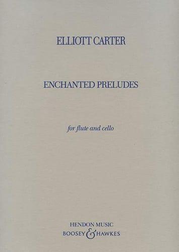 Enchanted preludes - Flute and cello - laflutedepan.com