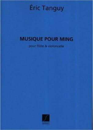 Musique pour Ming - Flûte et Violoncelle - laflutedepan.com