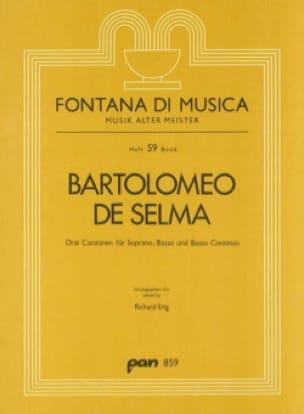 3 Canzonen -Soprano Basso u. BC - laflutedepan.com