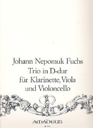 Trio in D-Dur -Klarinette Viola Violoncello - laflutedepan.com