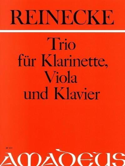 Trio Opus 264 - Carl Reinecke - Partition - Trios - laflutedepan.com