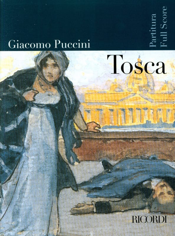 Giacomo Puccini - Tosca New Edition - Partition - di-arezzo.it