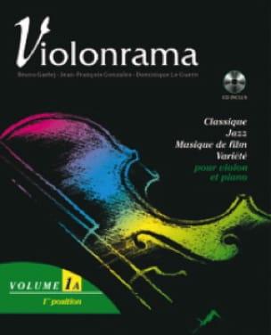 - Violonrama - Volume 1A - Partition - di-arezzo.com