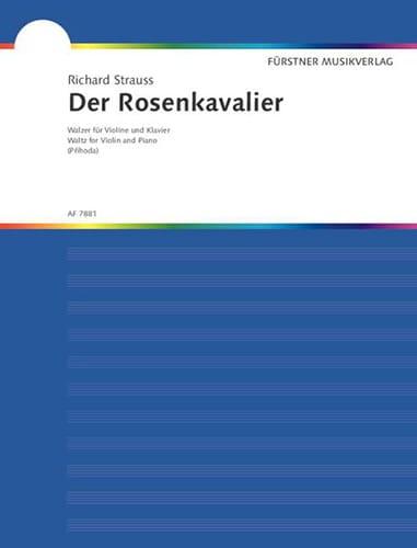 Richard Strauss - Der Rosenkavalier - Violine - Partition - di-arezzo.com