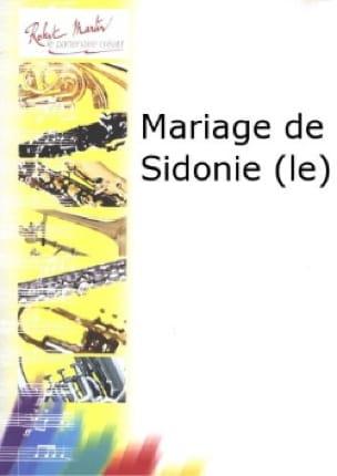Claude-Henry Joubert - La Mariage de Sidonie - Partition - di-arezzo.fr