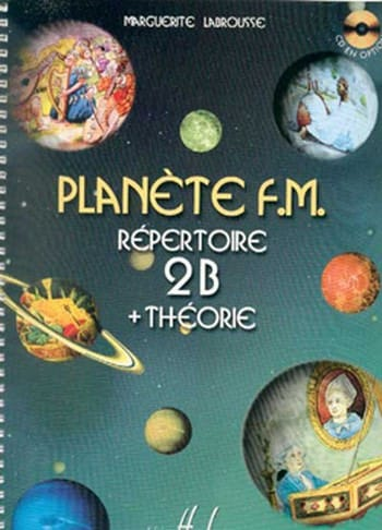 Marguerite Labrousse - Planet FM 2B - Directory di teoria - Partition - di-arezzo.it