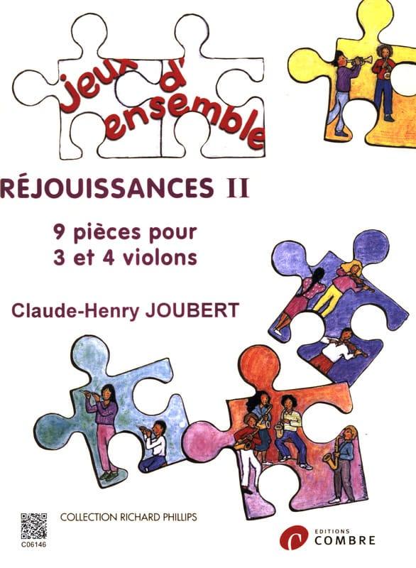Claude-Henry Joubert - お祝い2 - Partition - di-arezzo.jp