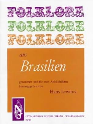 Folklore aus Brasilien - 2 Altblockflöten - laflutedepan.com