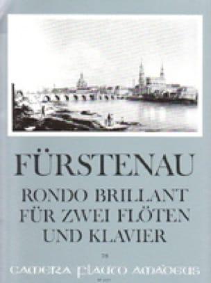 Rondo Brillant Opus 102 - Anton Bernhard Fürstenau - laflutedepan.com