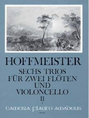 6 Trios op. 31 - Bd. 2 : Nr. 4-6 -2 Flöten Violoncello - Stimmen - laflutedepan.com