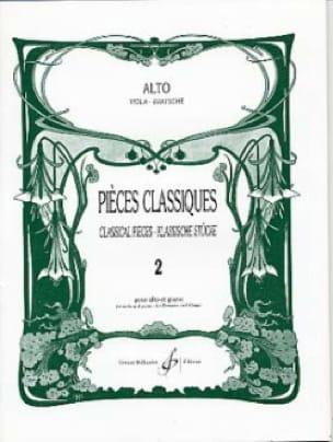 Frédéric Lainé - Pièces Classiques Volume 2 - Alto - Partition - di-arezzo.fr