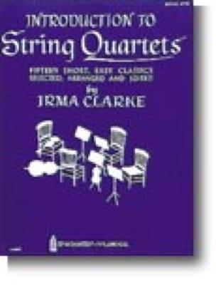 Introduction to String Quartets - Book 1 - laflutedepan.com