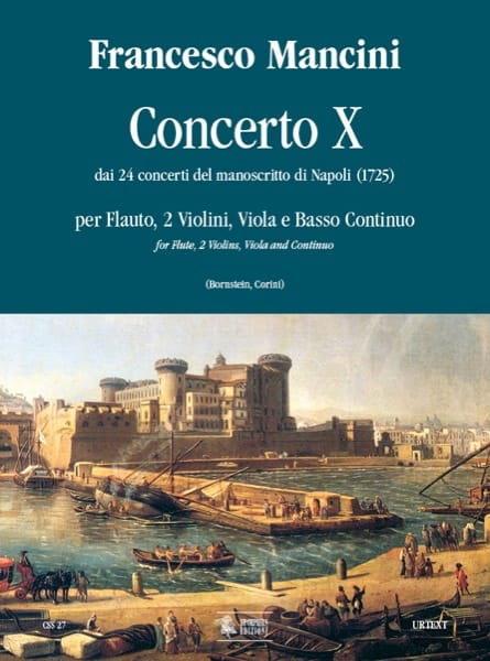 Concerto 10 -flauto 2 violini viola e bc - laflutedepan.com
