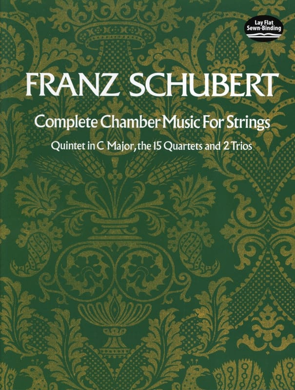 Complete Chamber Music for Strings - Full Score - laflutedepan.com