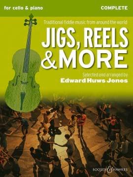 Jigs, Reels and more - Cello piano - laflutedepan.com