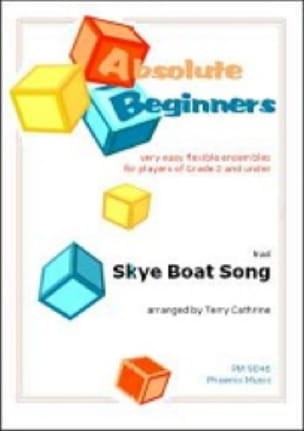 Skye Boat Song - Traditionnel - Partition - laflutedepan.com