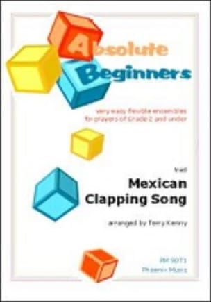 Mexican Clapping Song - Traditionnel - Partition - laflutedepan.com
