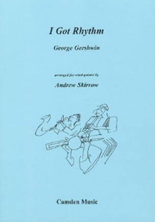 George Gershwin - Got Rhythm - Windquintett - Partiturstimmen - Partition - di-arezzo.de