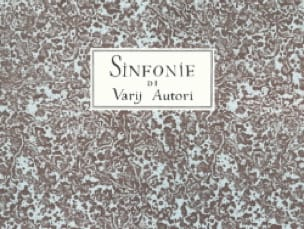 Sinfonie di varii autori per flauto e basso continuo - laflutedepan.com
