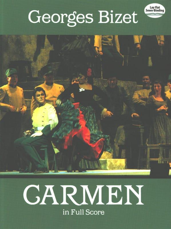 BIZET - Carmen - Full Score - Partition - di-arezzo.co.uk