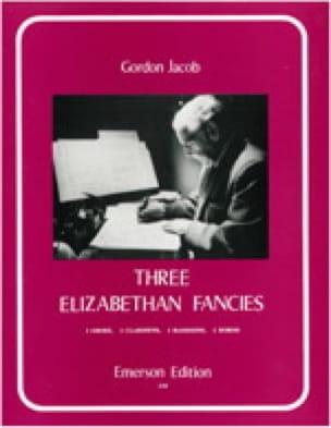 3 Elizabethan Fancies -Score + parts - laflutedepan.com