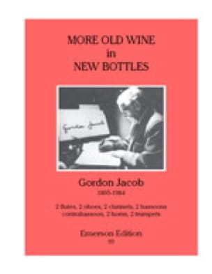 More Old Wine In New Bottles - Ensemble A Vents - laflutedepan.com