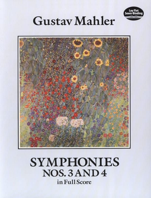 Gustav Mahler - Symphonies N ° 3 and 4 - Partition - di-arezzo.co.uk
