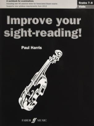 Improve your sight reading ! Gr. 7-8 - Paul Harris - laflutedepan.com
