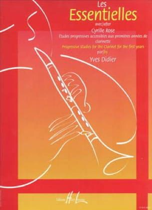 Yves Didier - Lo esencial de Cyril Rose - Partition - di-arezzo.es