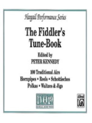 The Fiddler's tune book - Peter Kennedy - Partition - laflutedepan.com