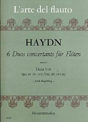 6 Duos concertants, op. 101 Heft. 3 - 2 Flöten - laflutedepan.com