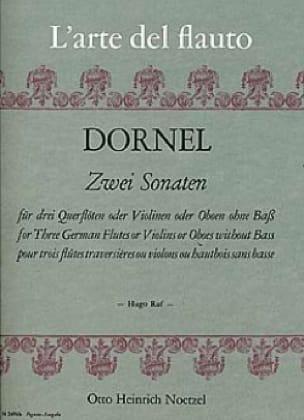 2 Sonaten - 3 Flöten o. Violinen, Oboe - laflutedepan.com