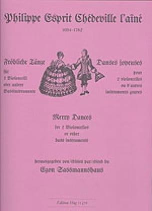 Danses Joyeuses - 2 Violoncelles - laflutedepan.com