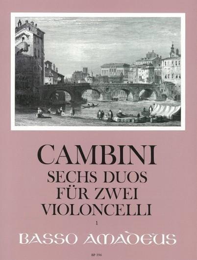 6 Duos op. 49 für 2 Violoncelli - laflutedepan.com