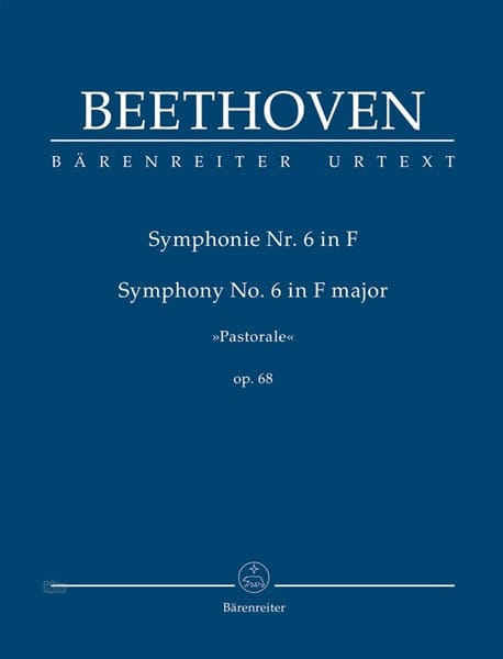 BEETHOVEN - Symphony No. 6 Op. 68 - Conductor - Partition - di-arezzo.co.uk