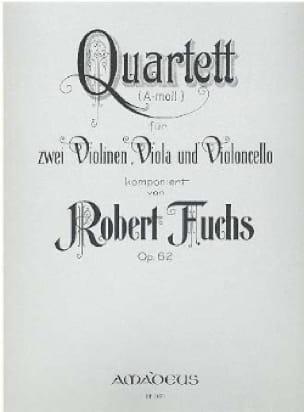 Streichquartett a-moll op. 62 -Stimmen - laflutedepan.com