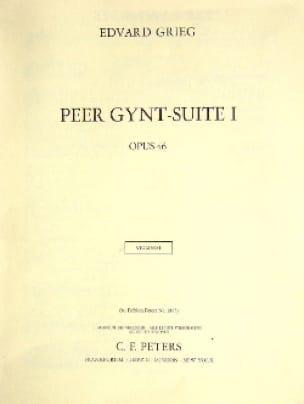 Peer Gynt Suite n° 1 Opus 46 - Matériel complet - laflutedepan.com