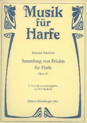 Sammlung von Etüden für Harpe op.18 - laflutedepan.com