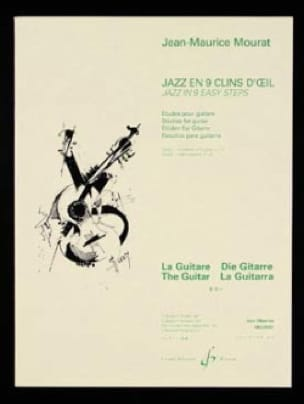 Jazz en 9 clins d'oeil - Jean-Maurice Mourat - laflutedepan.com