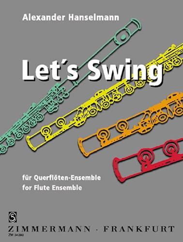 Let's Swing - Flute Ensemble - laflutedepan.com