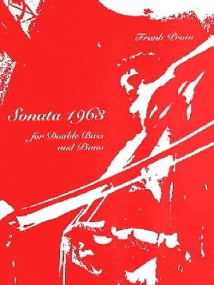 Franck Proto - Sonata 1963 - Partition - di-arezzo.com