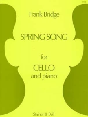 Spring Song - Frank Bridge - Partition - laflutedepan.com