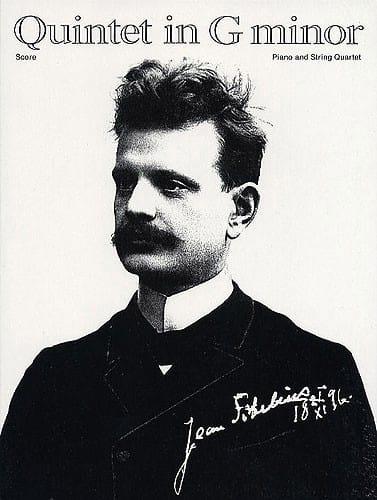 Jean Sibelius - Quintet in G minor - Score - Partition - di-arezzo.co.uk