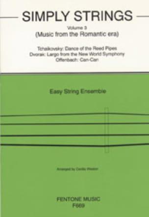Simply Strings, Volume 3 - String ensemble - laflutedepan.com