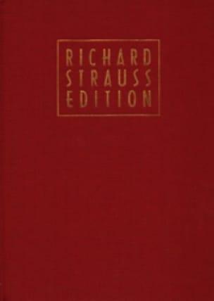 Volume 29 : Suiten und Stücke aus Bühnenwerken 2 - Richard Strauss Edition - laflutedepan.com