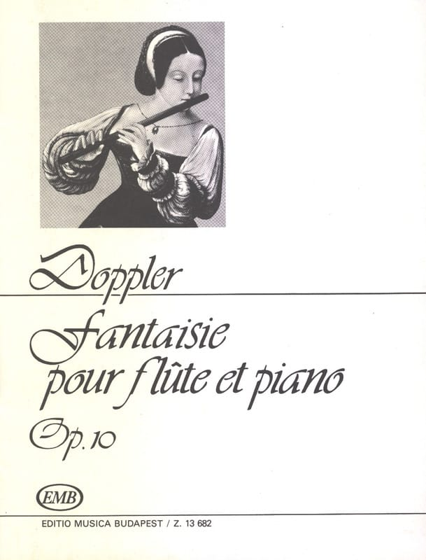 Franz Doppler - Fancy Airs Vlachs op. 10 - Partition - di-arezzo.co.uk